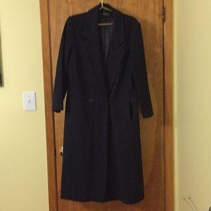 Wool Long  Winter Coat